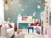 Wall Design | TEENAGER'S ROOM / Discover teen' room design ideas <3 www.pixersize.com
