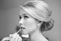 Wedding Hair/Makeup/Nails / by Caitlin Mary