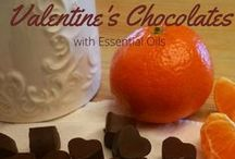 Valentine's Board / Valentine's crafts, snacks & gifts