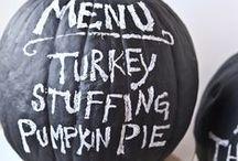 Halloween/Fall/Thanksgiving