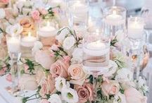 Tablescapes / Beautiful event tablescapes!