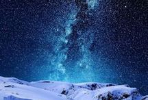 The Night Sky | Stars | Milky Way | Aurora | Northern Lights | / All about the magic that is the night sky filled with million stars. Milky Way | Starry night | wild camping | night photography | night sky photography | Art photography | #camping