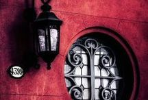 Doors | Windows | Balconies | Locks | Gates | Portals | Knockers / All the fascinating architectural details: #doors, #windows and #balconies, intricate stone and metal work, old #locks and door #knockers, window #shutters, chimnies, and #gates...