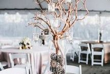Winter Wedding Ideas / Winter wedding ideas and inspiration!