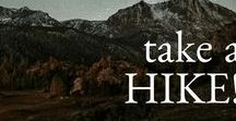 Take a HIKE! / It's all about hiking: best destinations and trail descriptions, tips on gear and clothing, words of encouragement, experience and wise advice to make your adventures safe and enjoyable!  To join: follow me and send me a message.  Pins unrelated to hiking/trekking/hill walking will be removed. Pin up to 5/day and always repin at least 1:1.