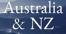 HIKING | Australia & New Zealand | Trails & Destinations / Discover hiking destinations in Australia and New Zealand! Best hiking trails for hiking in Australia! #hiking #trails #Australia #NewZealand #Tasmania