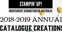 2018-19 Stampin' Up! Annual Catalogue / Stampin' Up! 2018 - 2019 Annual Catalogue - creative inspiration