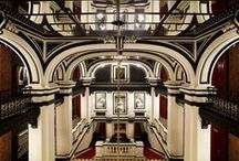 Houses, Interiors and Architecture  / Spaces in places that I like / by Opulent Scrawls