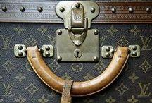 Luggage / by Opulent Scrawls