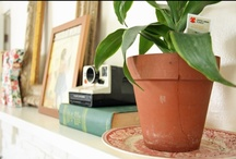 stylish decorating / Fun ideas and tips to decorate your home with salvaged, vintage and handmade items.