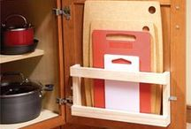 Organization and Cleaning / Come on. We all need a little help in this area! / by Meg Raymond