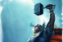 Thor /// / The best designs, illustrations, images, products, etc. featuring Thor. / by Torrey Anderson