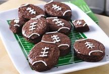 Football = FOOD!