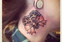 Tattoos & Piercings / by Rebecca Zuercher