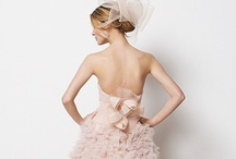 Pretty In Pink / pretty pink wedding inspiration