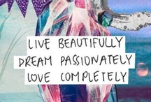Live by Sayings