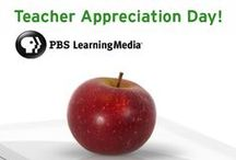 We <Heart> Educators / by PBS LearningMedia