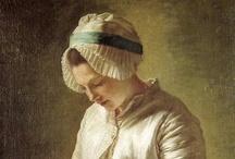 1750 vetements femmes / by P.G. Gilles