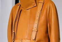 Leather / Leather looks.