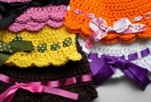knitting & crochet projects / by Peggy Lannon