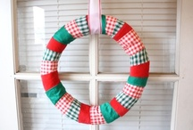 get crafty for christmas / So many holiday projects. So little time!