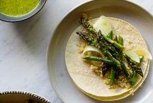 Asparagus Recipes / Vegetarian Asparagus Recipes / by Naturally Ella