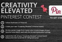 creativity elevated