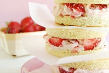 CA Strawberry Shortcakes