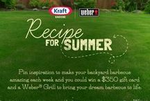Block Party! Kraft Cheese Recipe for Summer