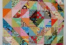 Quilt Patterns / Quilts I have sewn or would like to sew. / by Jackie Clark