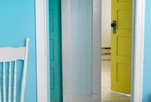 Beach Chic / Kelly-Moore Paints' PINspiration Sweepstakes - Sea Glass Inspired!