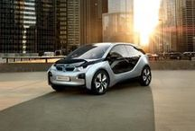 Electric Cars I Love / The best in electric cars as they become manufactured