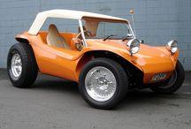 The Dune Buggy and Beach Buggy / I wish I had one