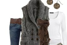 Fall & Winter Must Haves / Clothing styles, for fall and winter
