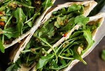 Arugula Recipes / Vegetarian Arugula Recipes / by Naturally Ella