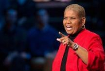 TED Talks Education / A collection of some of our favorite and most inspiring TED Talks focused on education, featuring prominent educators from across the country. / by PBS LearningMedia