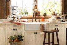 Cozy Kitchen / Kitchen decor, functions, remodels, dish wares. All about the kitchen. / by Becka Lyke