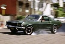 Oscars, Cars, Movies, Films, Cinema / Movies Where Cars Played a part - the movie won or was nominated for an Oscar or award