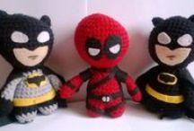 handmade toy Super Hero