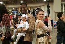 Cosplay costumes & other geeky delights / Cosplay costumes, fan art etc...