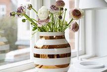 HOME DECOR / Inspiration, ideas for home interior and decor.  http://salwapetersen.com