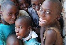 AFRICAN KIDS / Happy African Kids http://salwapetersen.com/