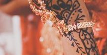 HENNA TATOOS / This is all about Henna, an important beauty ritual that we have in Chad. We use it as tatoo (primarily for married women) and also for haircare. The Henna ceremony is one of the most important part of the wedding traditions.