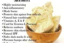SHEA BUTTER / Shea butter, the sacred tree of Africa