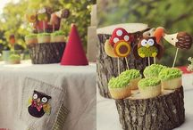 Theme It - Woodland Party