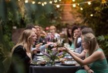 garden party / intimate gatherings