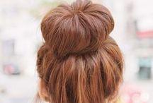GORG HAIR / by Kristin Brophy | Fancy Things LLC