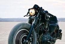 Motorcycles / by Michi ek