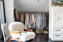 Closet/Vanity Display Ideas / by Karli Alfson