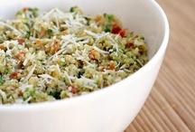 Healthy Recipes / by Rachelle Davis Kleimon